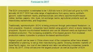2017 Epichlorohydrin (ECH) Market Alternative Strategies