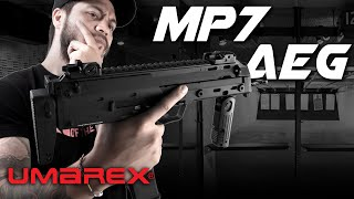 Umarex MP7 AEG, EVO Killer? - RedWolf Airsoft RWTV