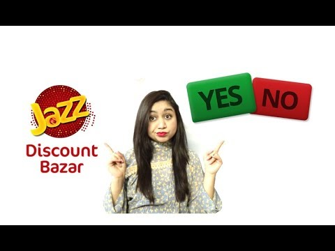 Jazz Discount Bazar   Packages & Offers