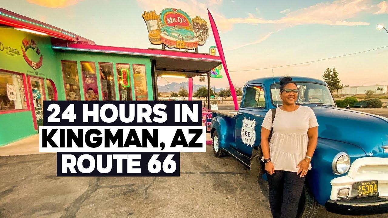 Download 24 Hours In Kingman, Arizona   Historic Route 66 Road Trip