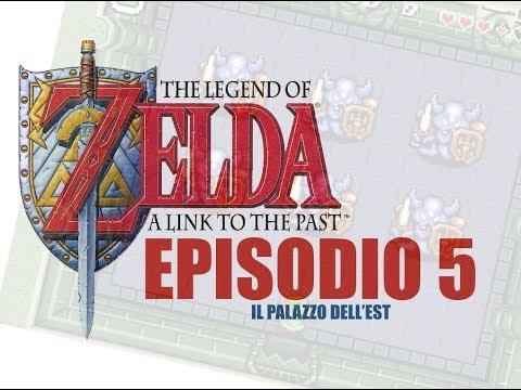 The Legend of Zelda: A Link to the Past (100% Walkthrough)  Episodio 5 - Il Palazzo dell'Est !