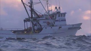 Péril en haute Mer 11 : menacés par le super typhon Uri !