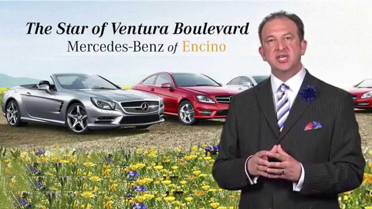Promo For Mercedes Benz Of Encino 2015, Anoush Show (English)