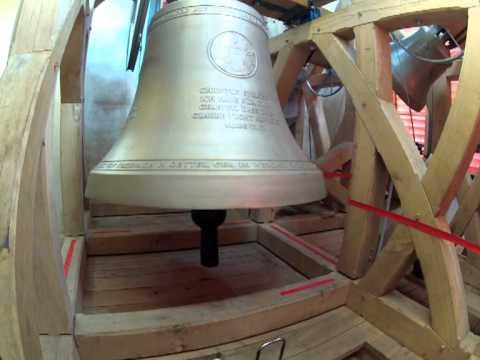 Glocken(-Ein-)läuten Marienkirche Werdau