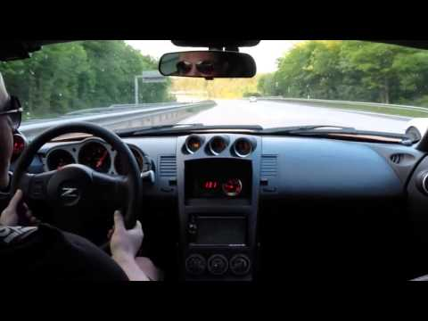 Exotic street race interrupted by surprise sleeper car