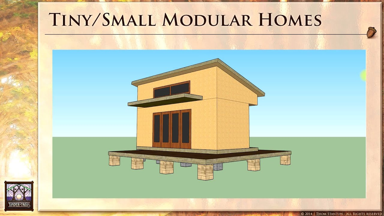Basics Of Tiny Small Sip Hybrid Modular Homes Timber