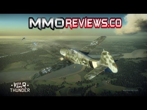 War Thunder Gameplay HD - First Look   Free To Play MMO