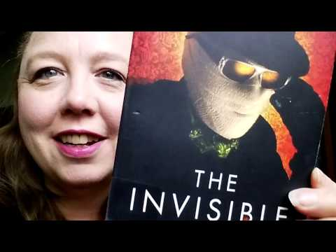 The Invisible Man by H.G. Wells (Book Review) ~ SciFi Fantasy and Weird Exploration #14