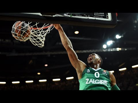 #SlowMotion: Zalgiris downs Unicaja in nail-biter