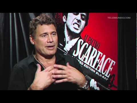 De Película   Steven Bauer: Lo que aprendí de Al Pacino...  Telemundo