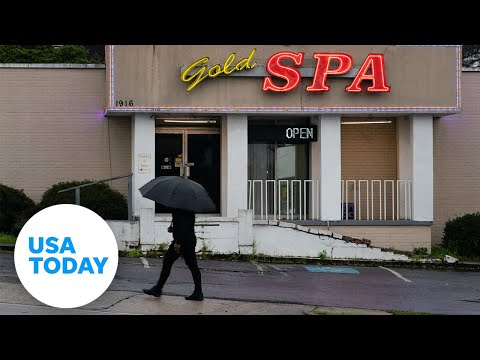 'It's a shared trauma,' Atlanta-area Asian Americans react to deadly shootings at spas   USA TODAY