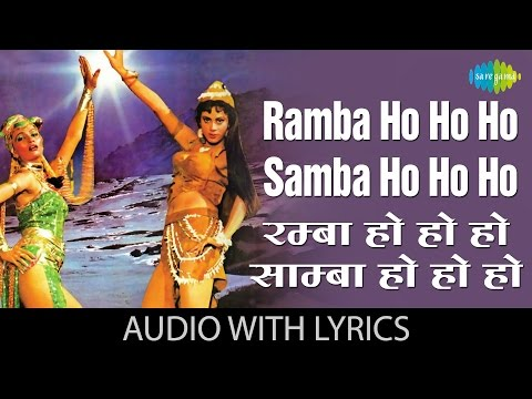 Ramba Ho with lyrics | राम्बा हो गाने के बोल  | Armaan | Usha Uthup