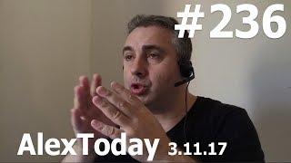 Как построить бизнес без денег? Половой акт с Игорем. На осле.  #AlexToday 236