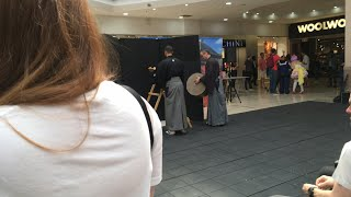 Kyudo Exhibition at the Japanese Cultural Expo - March 2019