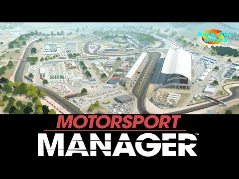 Motorsport Manager Let's Play #20 - Train Keeps Rollin'