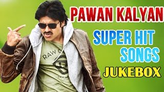 Pawan Kalyan Super Hit Songs - Pawan Kalyan All Time Records Video Songs - JUKEBOX