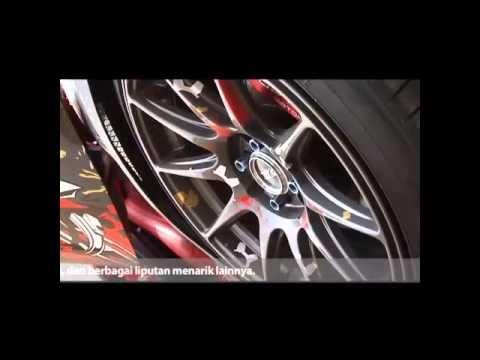 Modifikasi Honda Jazz Dengan Pintu Gunting