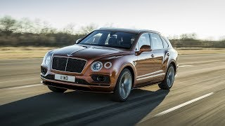Bentley Bentayga Speed hits 190 mph (306 kph)