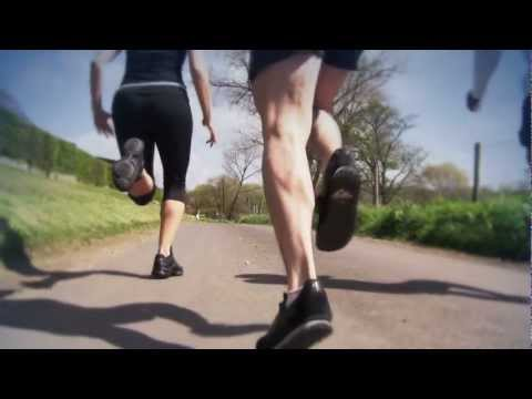 The physics of running