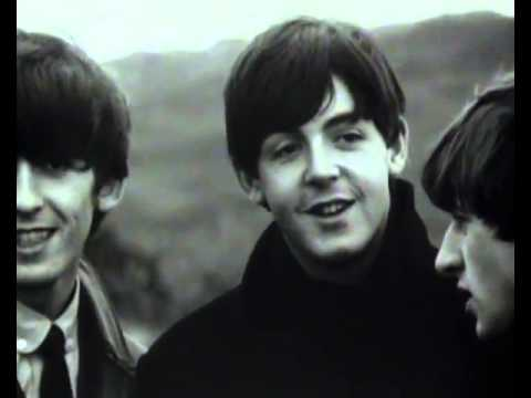 The Beatles interview in Ireland (1963)