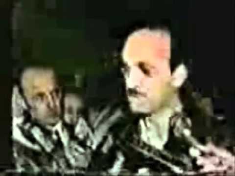 Samir Geagea Talking About Aoun