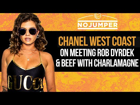 Chanel West Coast On Meeting Rob Dyrdek And Beef With Charlamagne The God