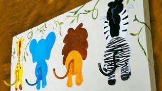 Create A Cute Animal Coat Hook Rack - Diy Home - Guidecentral