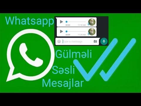 Azeri Prikollar 2017 - Gulmeli Whatsapp Mesajları (Söyüşlü Video)