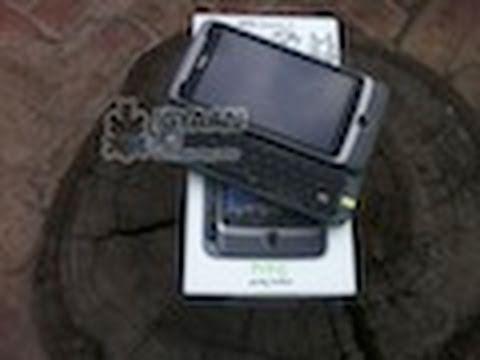 HTC DESIRE Z REVIEW + comparison