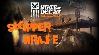 [CZ] State od Decay #1 - Jdu s klackem na zombíky?