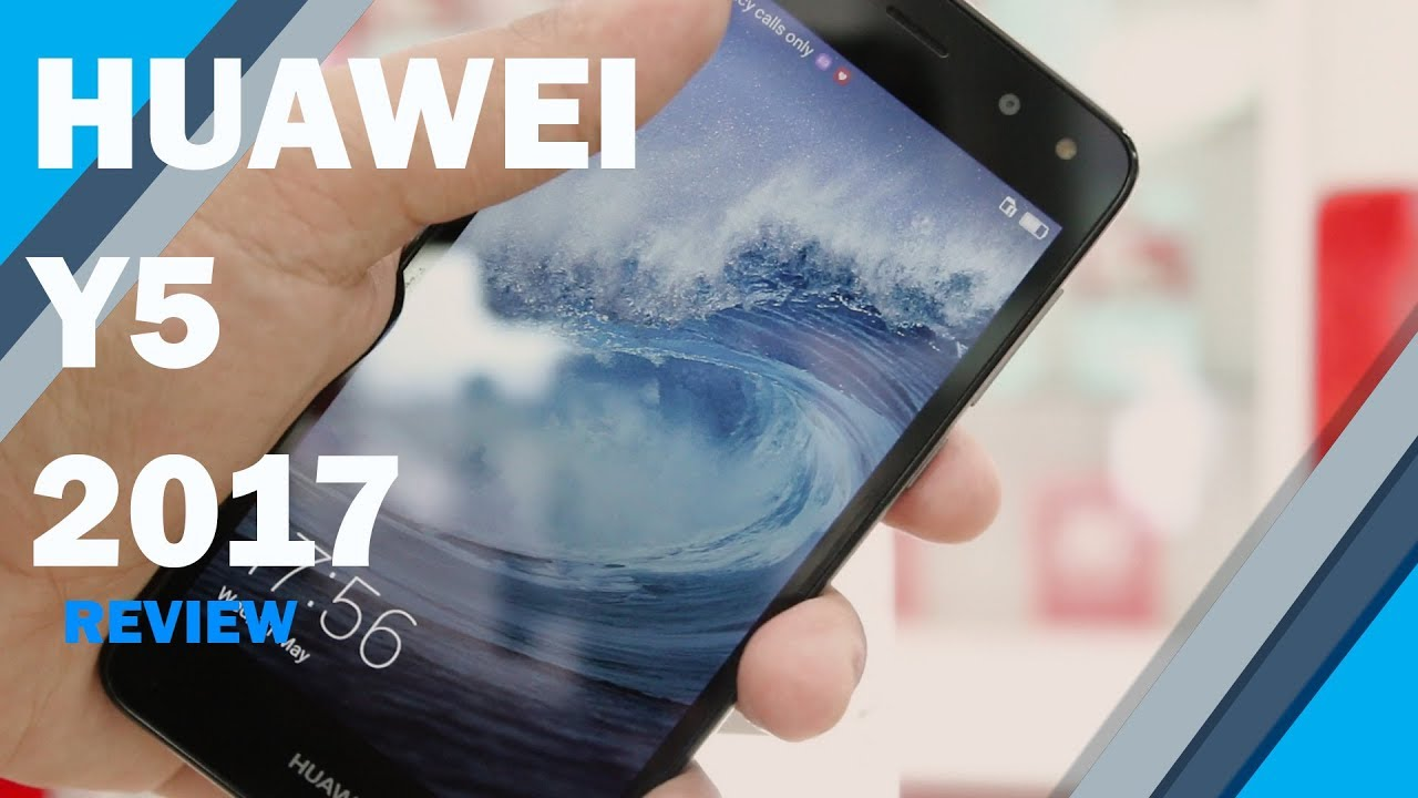 Huawei Y5 (2017) Review Videos - Waoweo
