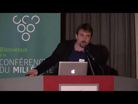 2017 Bourgogne Conference du Millesime -Benjamin Bois