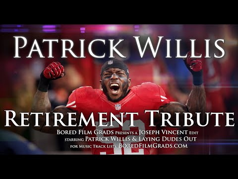 Patrick Willis - Retirement Tribute