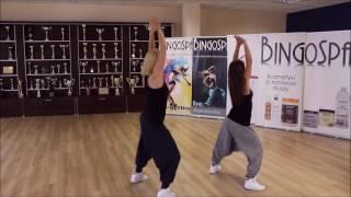 Thalia DESDE ESA NOCHE feat. Maluma  BINGOSPA Fitness