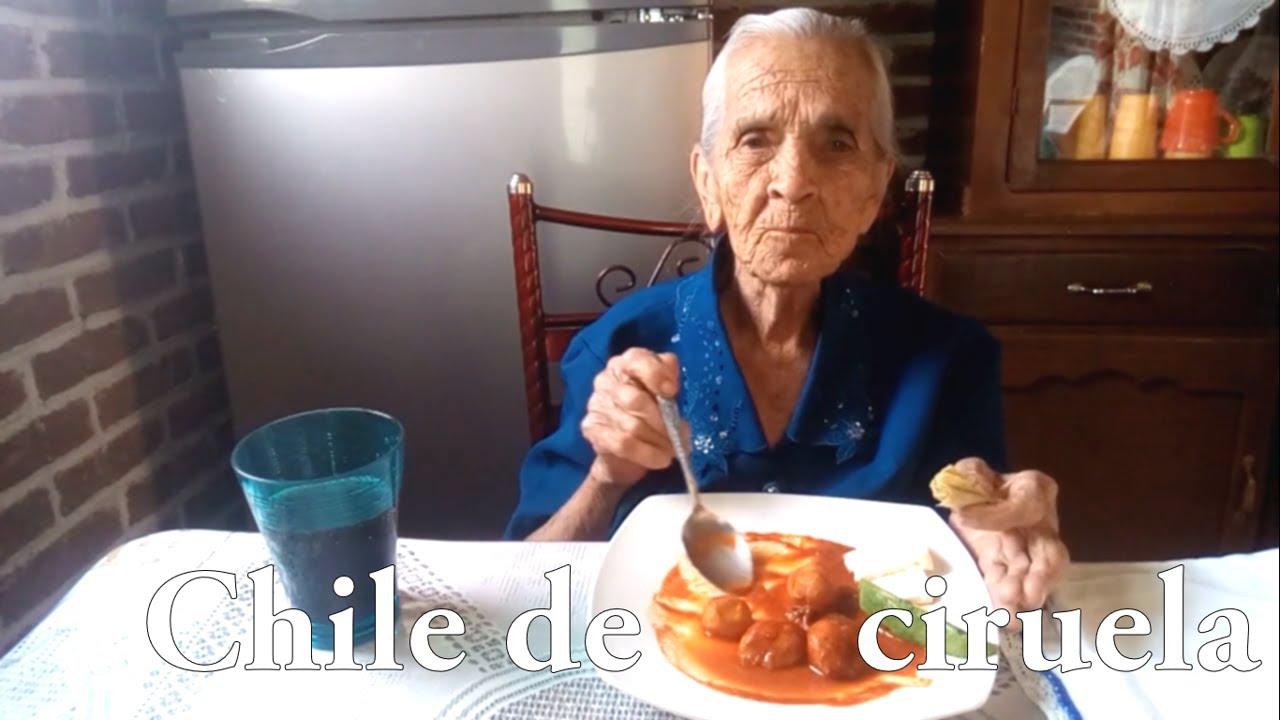 Chile de ciruela agria estilo Guerrero | Cocinando con Ninfa