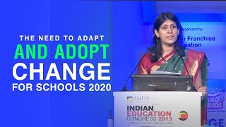 The Need to adapt and adopt Change for