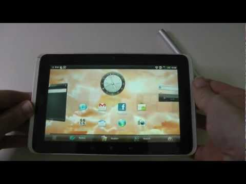 HTC Flyer Full Review