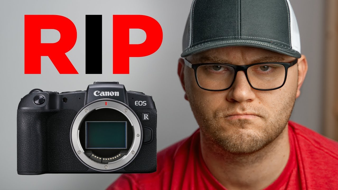 Canon EOS RP first impressions leave filmmakers disappointed