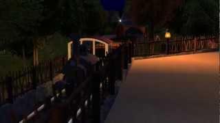 Trailer CTR Big Thunder Mountain Railroad Disneyland Resort Paris RCT3