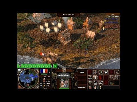 Van Diemen's Land   Age of Empires 3   Wars of Liberty   part II