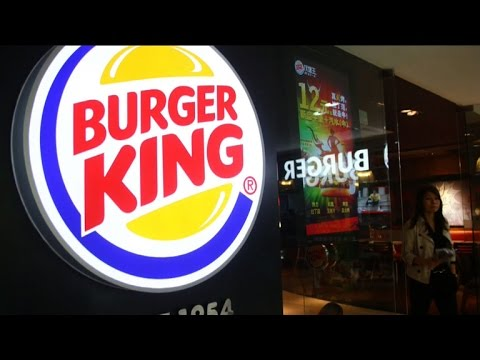 MoneyWatch: Burger King in talks to buy Tim Hortons; gas prices drop