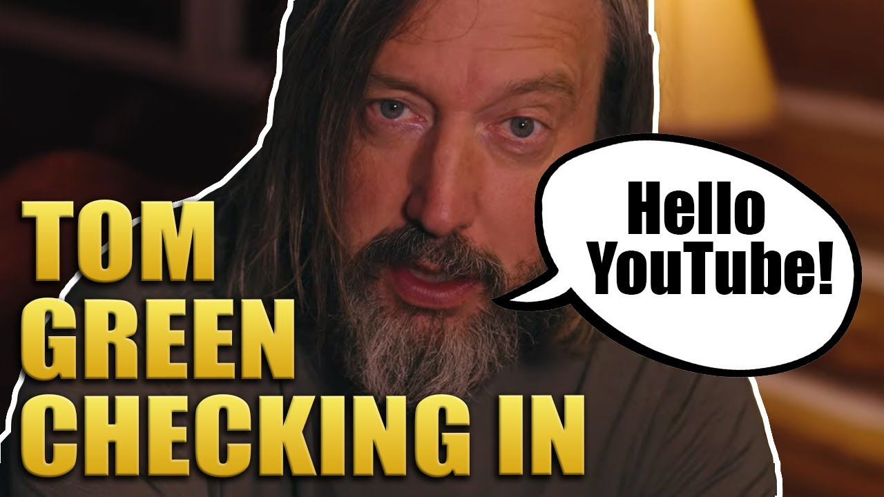 Tom Green Checking In With This Youtube Channel - Canada