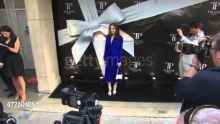 Ellie Bamber at Tresor Paris Diamond store launch