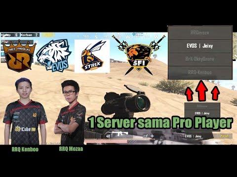 download Ketemu Pro Players di Server Asia - PUBG Mobile Indonesia