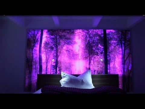 Duschrckwand LED beleuchtet  Doovi