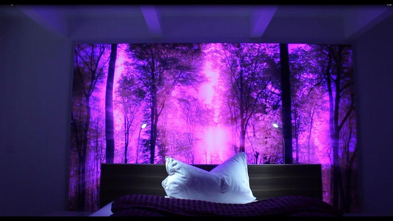 imh wandbild youtube. Black Bedroom Furniture Sets. Home Design Ideas