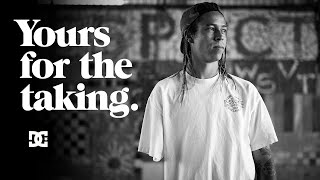 DC SHOES : LEFTY  YOURS FOR THE TAKING TRAILER