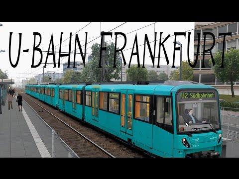Train Simulator 2015, U-Bahn 2 Frankfurt (NL, Deel #1)
