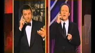 Tony's 2005  Opener With Hugh Jackman and Billy Crystal