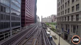 CTA Ride the Rails: Orange Line